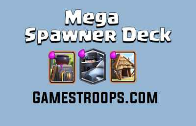 Mega Knight Spawner Deck