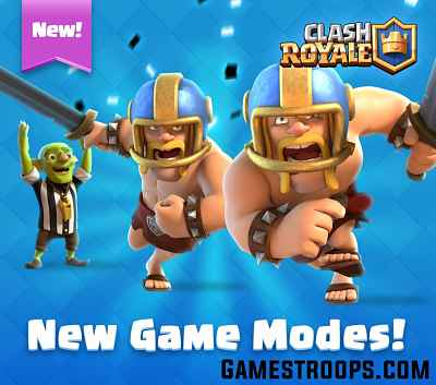 Clash Royale Mirror Mode