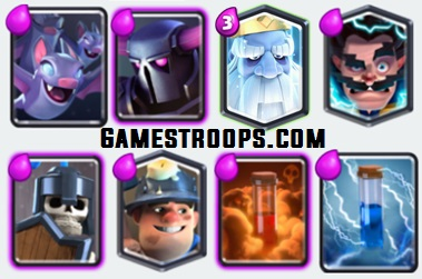arena deck builder