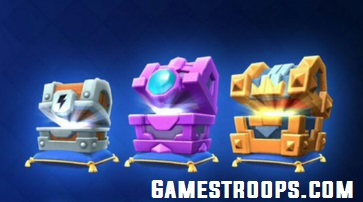 Clash Royale December 2017 Update New Chest