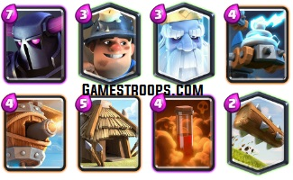 Top 9 Best Callenge Deck Clash Royale 2018 Challenge Deck