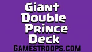 Giant Double Prince Deck Arena 10+