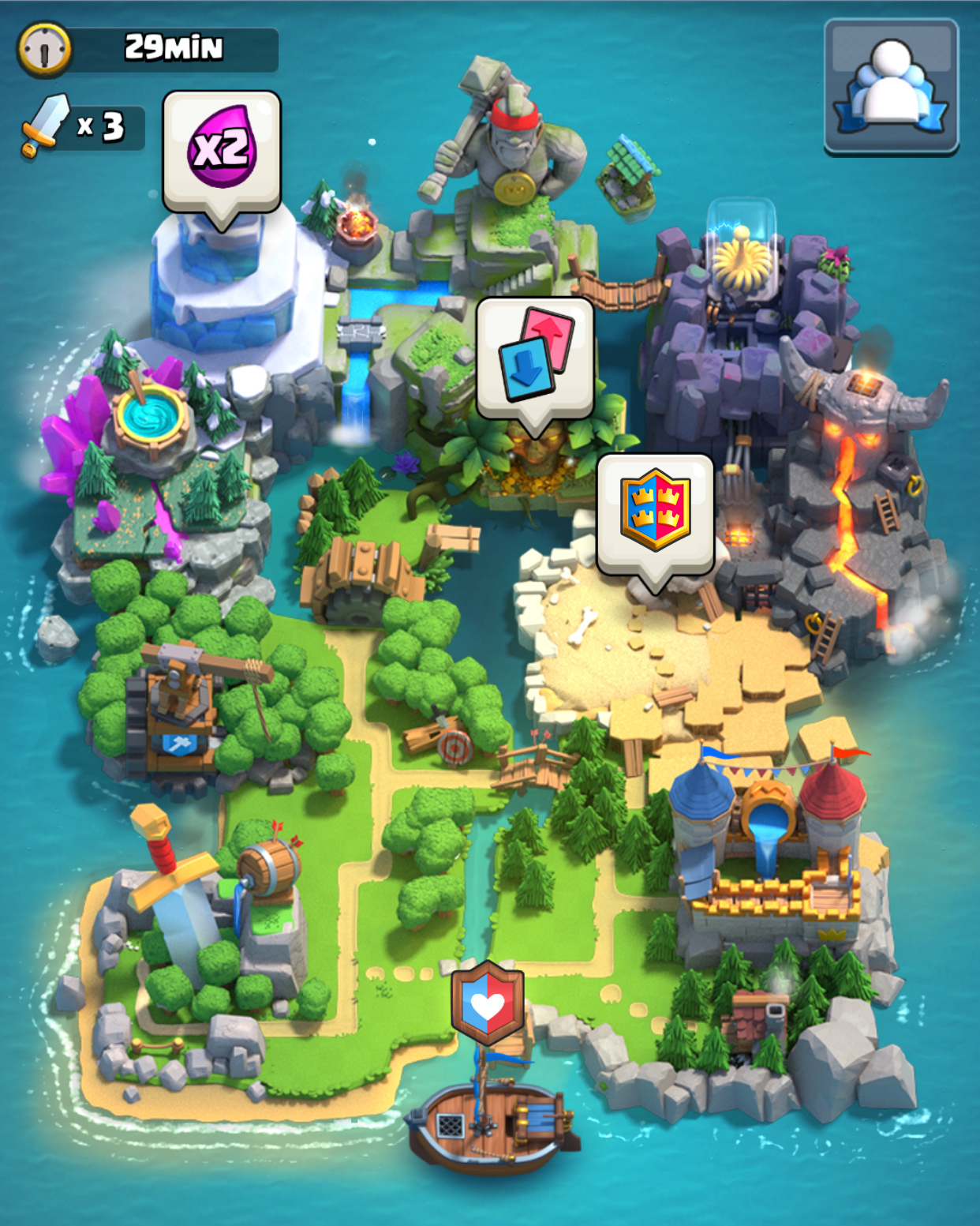 Clash Royale Clan Wars 2018