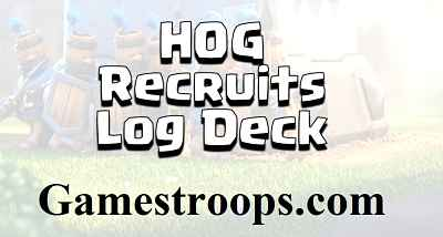 Hog Royal Recruits Deck Arena 9+