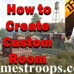 "How to Create Custom Room PUBG Mobile "" You are Unauthorized """