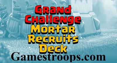Mortar Royal Recruits Deck Arena 9+ Guide