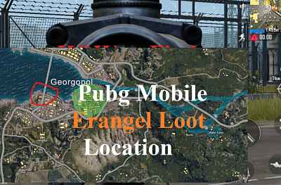 Pubg Mobile Erangel Loot Location Full Guide