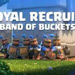 Clash Royale Royal Recruits Draft Challenge | 12 Wins Royal Recruits Challenge