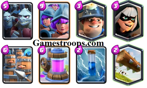 12 Wins Challenge Deck 2019 Best Grand Challenge Deck 2019