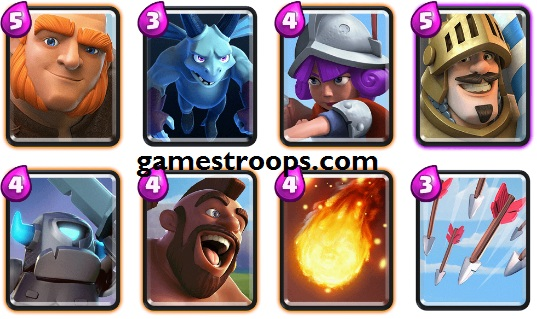 Giant Witch Deck 2018 | Best Arena 1 Deck 2018