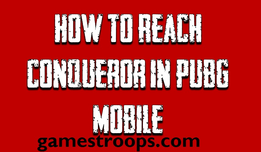 How to Reach Conqueror in Pubg Mobile Ace to Conqueror
