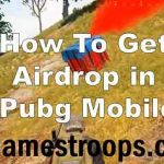 How To Get Airdrop in Pubg Mobile | Airdrop Loot Guide