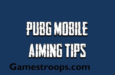 Pubg Mobile Aiming Tips