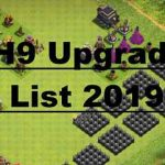 Clash of Clans Th9 Upgrade Priority 2019 | Upgrade Order For TH9s