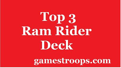 Top 3 Clash Royale Best Ram Rider Deck Arena 10 To Arena 12