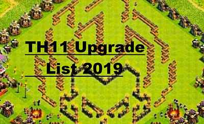 Th11 Upgrade Priority 2019