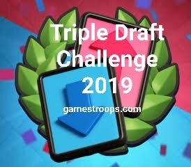 Triple draft challenge clash royale