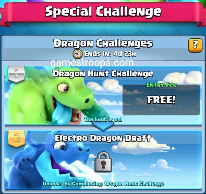Dragon Hunt Challenge 2020