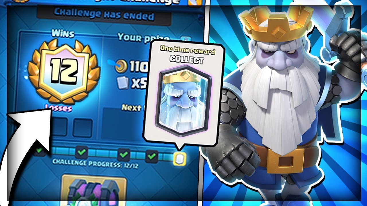 Royale Ghost Challenge